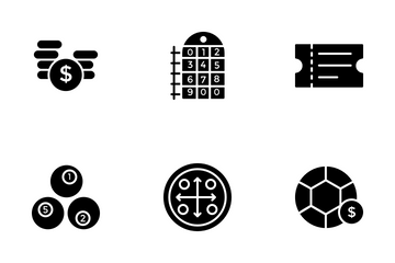Casino Elements Icon Pack