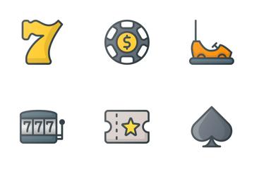 Casino & Leisure  Icon Pack
