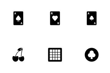 Casino Vol 1 Icon Pack