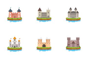 Castle Icon Pack