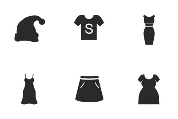 Casual Wear  Icon Pack