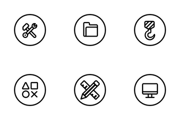 Categories  Icon Pack