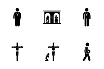 Catholic Culture Icon Pack
