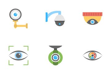 CCTV  Icon Pack
