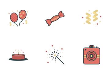 Celebration Icon Pack