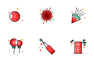 Celebration Icon Pack