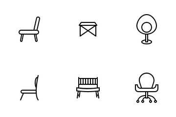 Chair Icon Pack