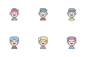 Character II Icon Pack