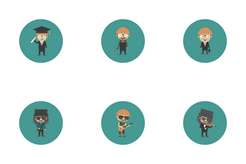 Character Set Icon Pack