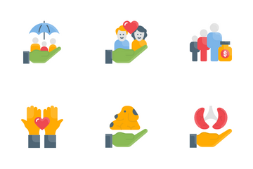 Charity Icon Pack