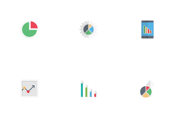 Chart And Graph Icon Pack