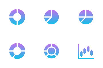 Chart And Graphic Icon Pack