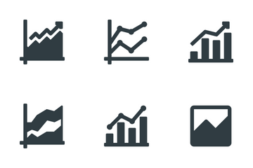 Charts & Infgraphic Icon Pack
