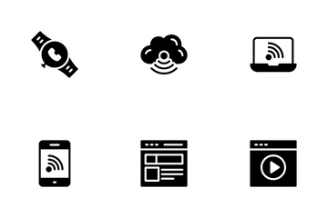 Chat & Social Network Icon Pack