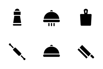 Chef Collection Icon Pack