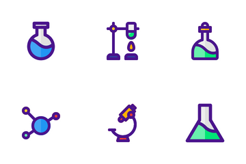 Chemistry Icon Pack