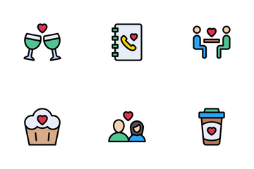 Chemistry Of Love Icon Pack
