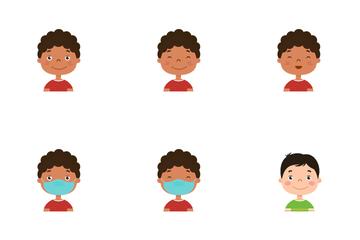 Children Icon Pack