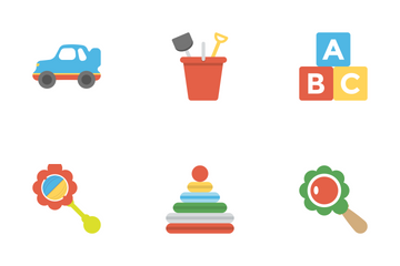 Children And Kids 2 Icon Pack