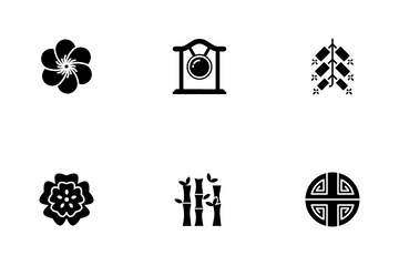 Chinese Culture Icon Pack