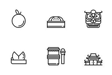 Chinese New Year 2021 Icon Pack