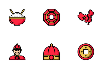Chinese New Year I Icon Pack