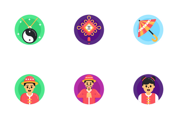 Ching Ming Festival China Icon Pack