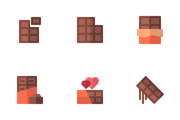 Chocolate Icon Pack