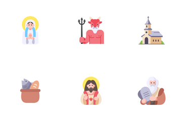 Christianity Icon Pack