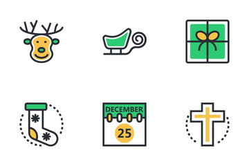 Christmas  Icon Pack