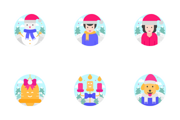 Christmas 3 Icon Pack