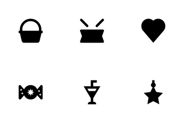 Christmas And Easter Vol 1 Icon Pack