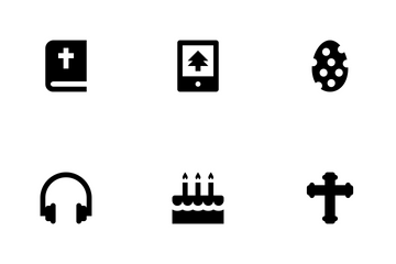 Christmas And Easter Vol 2 Icon Pack