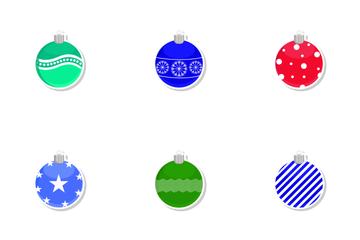Christmas Ball Vol 1 Icon Pack