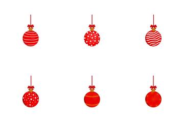 Christmas Ball Vol 2 Icon Pack