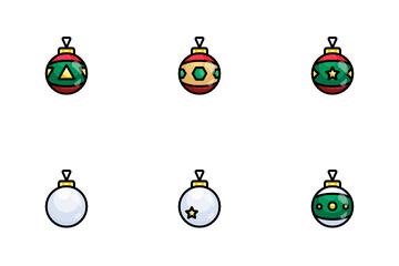 Christmas Bell Icon Pack
