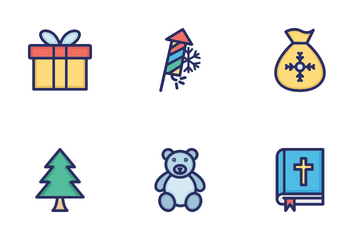 Christmas Celebration Icon Pack