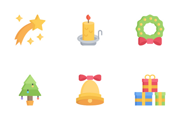 Christmas - Flat Icon Pack