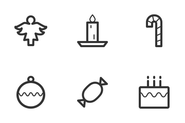 Christmas & Holidays Icon Pack