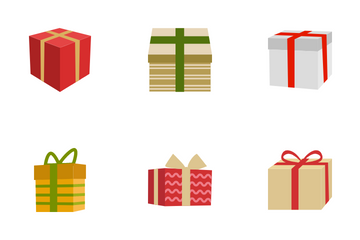 Christmas Present Icon Pack
