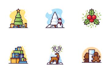 Christmas Set Icon Pack