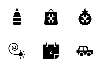 Christmas Vol 2 Icon Pack