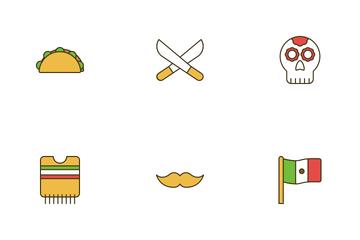 Cinco De Mayo Icon Pack