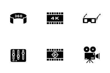 Cinema Icon Pack