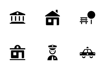 City Icon Pack