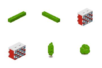 City Basic Icons  Icon Pack