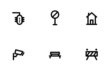 City Collection Icon Pack