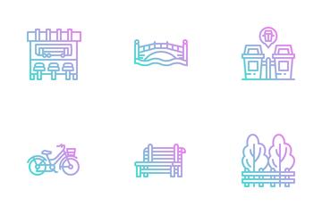 City Park Icon Pack