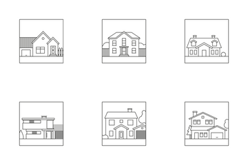 City Square Icon Pack