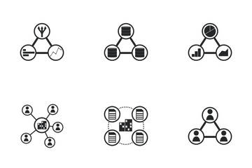 Classes Of Information Systems 2 Icon Pack